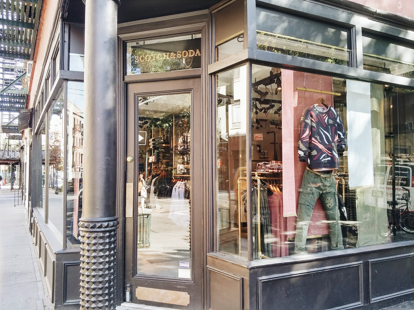 Scotch and Soda nYC